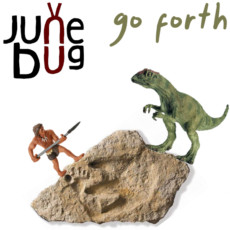Junebug Go Forth - Indie Powerpop Alternative Music Album 2007