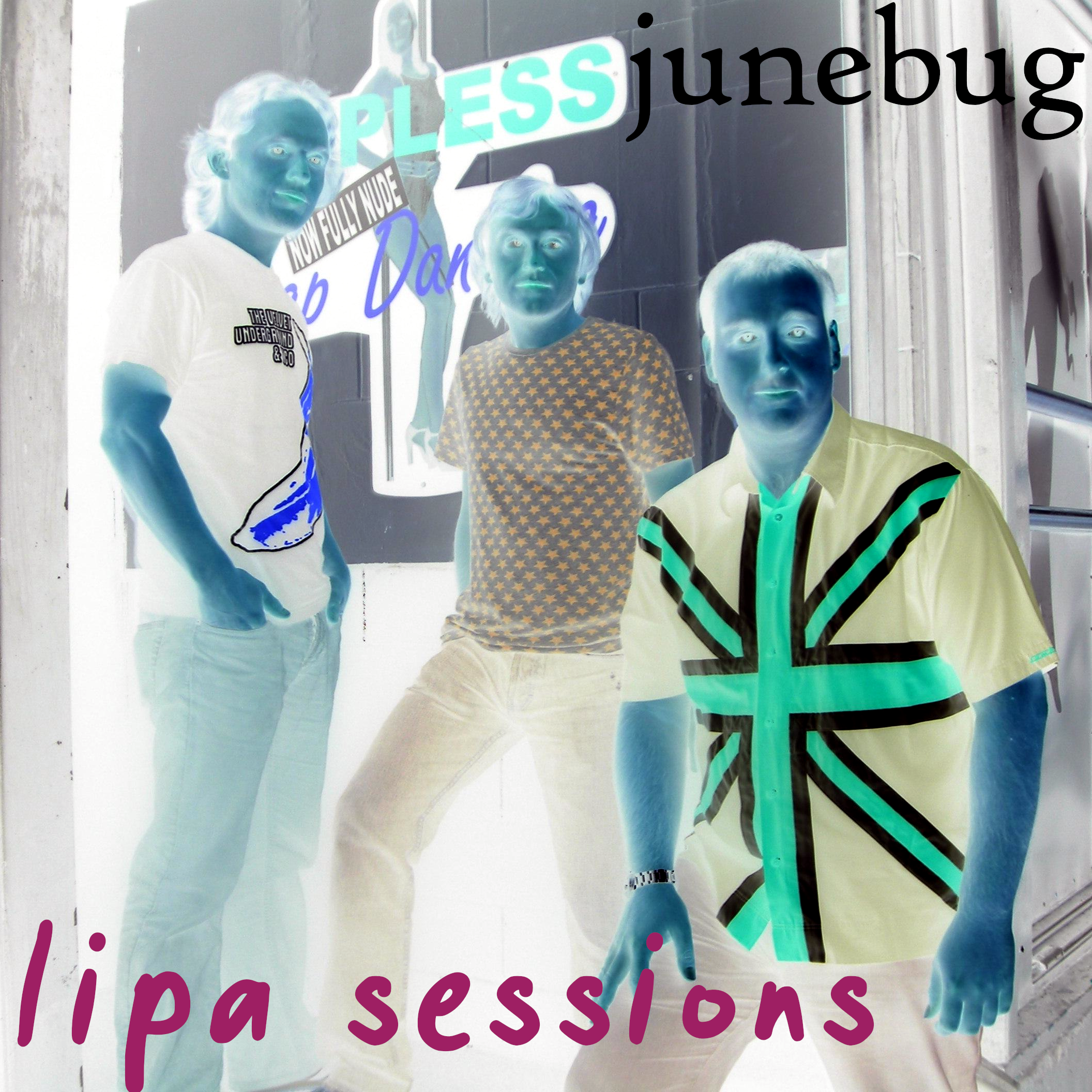 Junebug LIPA Sessions Album 2020