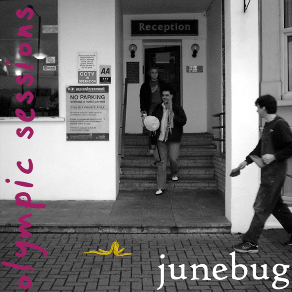 Junebug Olympic Session EP 2020